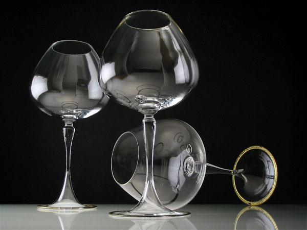 Untitled Document :  stemware wine glass art hand made